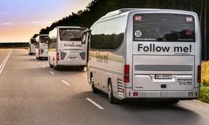 Biuro Podróży Interglobus Tour – Follow me!: Przejazd busem na trasie Szczecin-Berlin (lotnisko) od 19,99 zł z Interglobus Tour – Follow me!