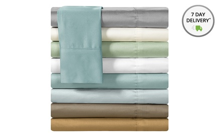 Chic Home Hotel Collection 500-Thread-Count, 100% Cotton Sheet Sets. Multiple Options, $59.99–$69.99. Free Returns.