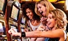 Parx Casino - Bensalem: $20 for a Casino Visit for Two with Valet Parking, Slot Machine Credit, and Restaurant Credit at Parx Casino ($70 Value)