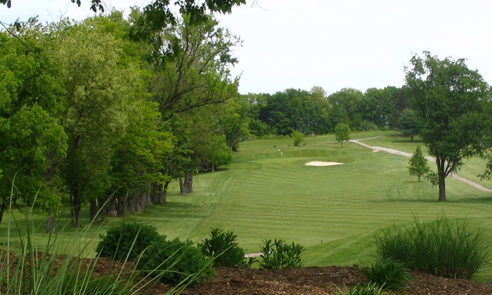 Winding River Golf Course - Indianapolis: Round of Golf for One or Two with Range Balls and Clubhouse Voucher at Winding River Golf Course (Up to 54% Off)