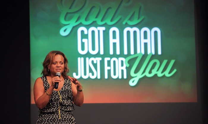 """""""God's Got A Man Just For You"""" Seminar - Salvation Army KROC Corps Community Center: """"God's Got A Man Just For You"""" Seminar on Saturday, July 19, at 9 a.m. (Up to 57% Off)"""