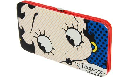 Portafoglio Betty Boop da donna