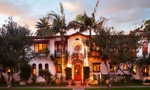 Stay At Villa Rosa Inn In Santa Barbara, Ca, With Dates Into December