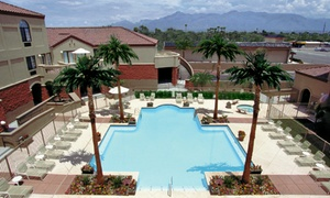 Varsity Clubs of America: Stay at Varsity Clubs of America in Tucson, AZ. Dates into September.