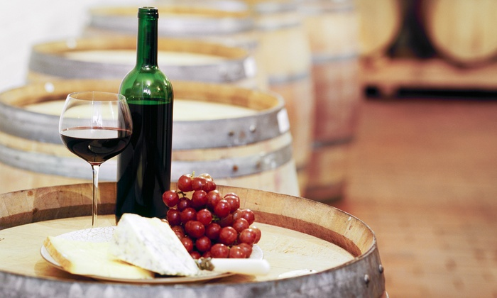 Grape Street Cafe - Las Vegas: Wine Flights with Artisanal Cheese and Fruit Board for Two or Four at Grape Street Cafe (Up to 52% Off)