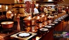 Chomchom - Canterbury: All-You-Can-Eat World Buffet for Up to Four at Chomchom (Up to 38% Off)