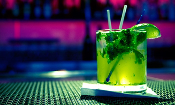 Zeba - Columbia Heights: $20 for Signature Cocktails or Draft Beers and Appetizers at Zeba (Up to $51 Value)