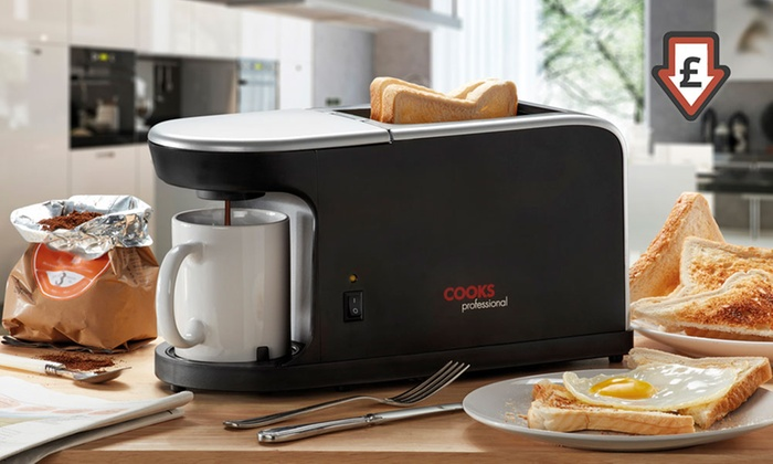 Cooks Professional Toast Maker Groupon