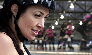 ClarksVillain Roller Girls: ClarksVillain Roller Girls Bout or Season Pass at Clarksville Speedway (Up to 29% Off)