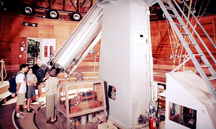 Lowell Observatory - Flagstaff: General Admission for Two or Four or One-Year Membership for One to Lowell Observatory (Up to 54% Off)