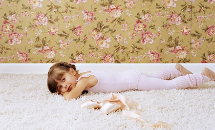 Eco-Friendly Carpet Cleaning from Wardlow's Carpet and Tile Cleaning (Up to 62% Off). Three Options Available.