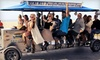 Pacific Pedal Cruiser, LLC - Hermosa Beach: Party-Bike Bar Crawl for 2, 4, or Up to 14 from Pacific Pedal Cruiser in Hermosa Beach (Up to 54% Off)