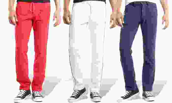 X-Ray Sweatpants: X-Ray Sweatpants. Multiple Colors Available. Free Shipping and Returns.