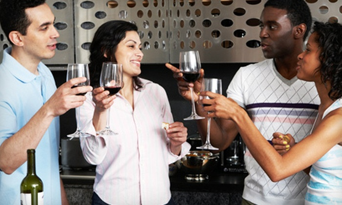 The Wine Press - North Haven: Wine Tasting and Tour for Two on September 14, 15, or 16 at The Wine Press (51% Off)