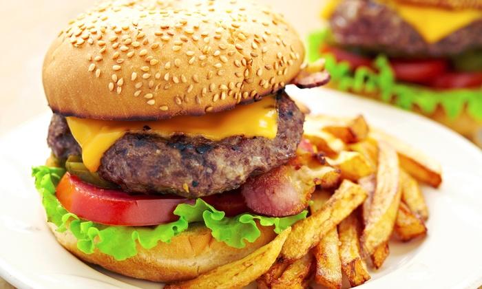 Basement Burger Bar - Canton: Pub Food and Drinks at Basement Burger Bar (31% Off).