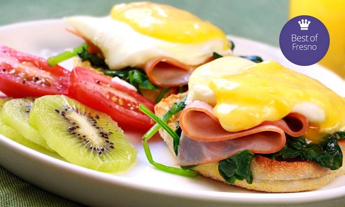 Fresno Breakfast House In Fresno Ca Groupon