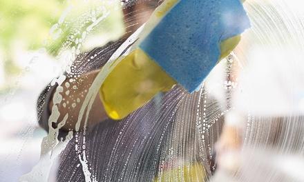 Fensterreinigung von bis zu 15 oder 30 Fenstern inkl. Putzmitteln von der Bavaria Gebäudereinigung (bis zu 63% sparen*)