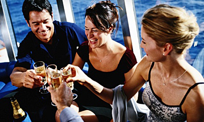 OC Ocean Adventures - Dana Point: Wine Tasting and Harbor Cruise for Two or Four on Friday or Sunday from OC Ocean Adventures (Up to 52% Off)