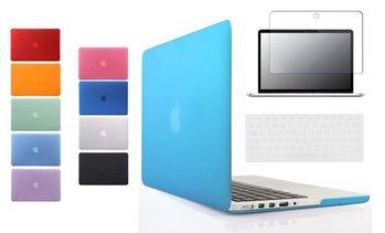 MacBook Protective Case Bundle