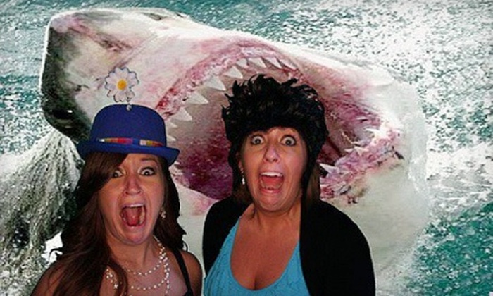 Green Screen Booths - Columbus: Two- or Four-Hour Photo-Booth Rental from Green Screen Booths (Up to 69% Off)
