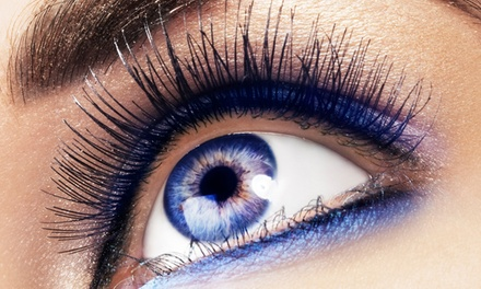 $49 for a Full Set of Eyelash Extensions at Richmond Beauty Bar ($135 Value)