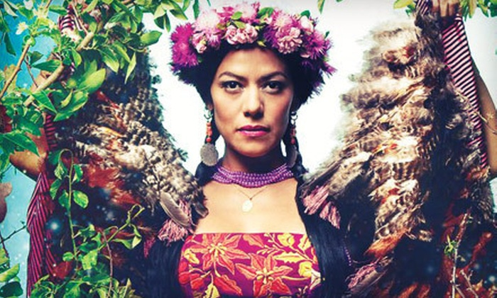 Lila Downs - Logan Square: $35 for Two to See Lila Downs at the Congress Theater on Saturday, March 30, at 7:30 p.m. (Up to $71.30 Value)
