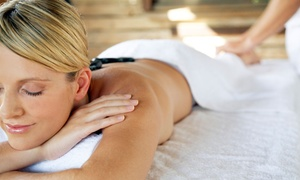 Shelly's Massage Therapy: Reflexology with Massage or Footbath at Shelly's Massage Therapy (Up to 54% Off). Two Options Available.