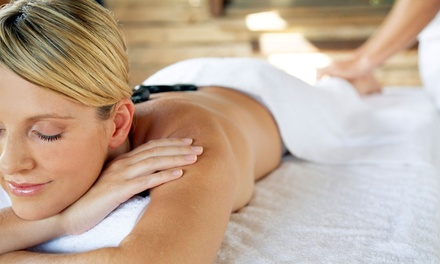 Reflexology with Massage or Footbath at Shelly's Massage Therapy (Up to 54% Off). Two Options Available.