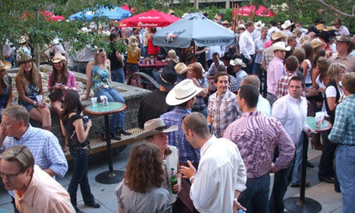 Ranchman's on 4th - Downtown: Stampede 2013 Party at Ranchman's on 4th at the Metropolitan Conference Centre on July 8 (67% Off)
