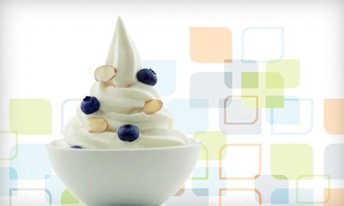 Nubi Yogurt - Multiple Locations: $5 for $10 Worth of Self-Serve, Probiotic Frozen Yogurt at Nubi Yogurt