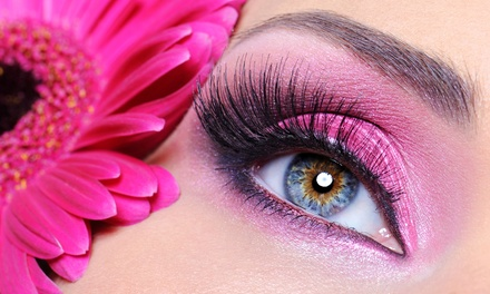 Mink Eyelash Extensions with Optional Two-Week Fill and Lash Dip at Dallas Lash Lounge (Up to 63% Off)