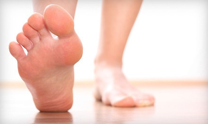 Sheehy Ankle & Foot Center - Riverside Heights: Three Laser Toenail-Fungus Treatments on Up to 5 or Up to 10 Toes at Sheehy Ankle & Foot Center (Up to 74% Off)