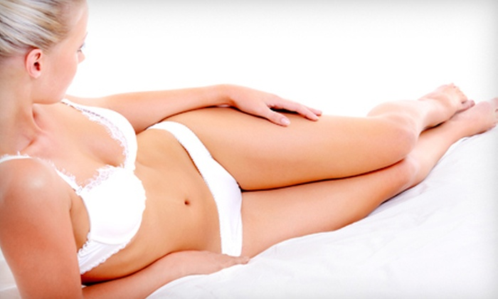 Beachwood Hair Clinic - Beachwood: Six Laser Hair-Removal Treatments for Small or Medium Areas, or Whole Face at Beachwood Hair Clinic (Up to 87% Off)
