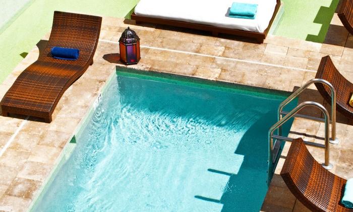 Clinton Hotel & Spa South Beach - Flamingo / Lummus: One-Night Stay at Clinton Hotel & Spa South Beach in Miami Beach, FL