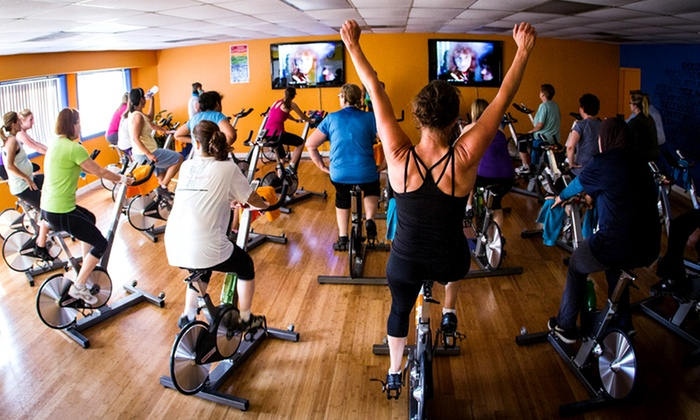 RydeOn! - Saline: 10 or 20 Indoor Cycling Classes at RydeOn (Up to 64% Off)