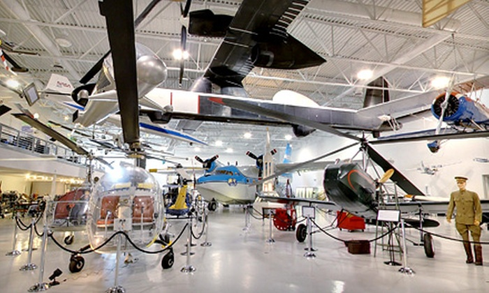 Hiller Aviation Museum - The Hiller Aviation Museum: One-Year Membership or Visit for Two, Four, or Six to Hiller Aviation Museum (Up to 54% Off)