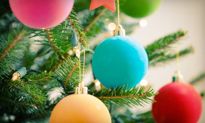 The Sugar Factory by Gay Isber Designs - Austin: Holiday Ornament-Making Class for One, Two, or Up to Six at The Sugar Factory by Gay Isber Designs (Up to 63% Off)