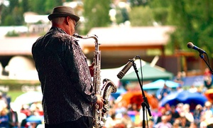 Telluride Jazz Festival: Telluride Jazz Festival with Optional Camping on July 31–August 2 (Up to 50% Off)