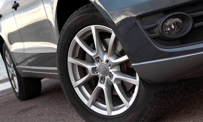 Charles Automotive - North Bethesda: $59 for a Wheel Alignment at Charles Automotive ($119 Value)