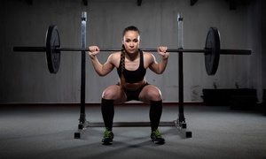 13 Stripes CrossFit: Five Burner X or CrossFit Basics Classes or One Month of Unlimited Classes at 13 Stripes CrossFit (Up to 88% Off)