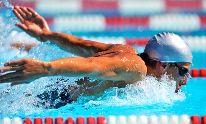 The Swim Academy - Queen Elizabeth Commercial Zone: $199 for a Three-Hour Triathalon/Master Swimming Course at The Swim Academy ($400 Value). Ten Dates Available.