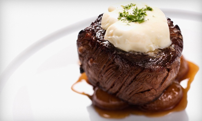 Kil@Wat - Juneau Town: $20 for $40 Worth of Upscale American Dinner Cuisine at Kil@Wat