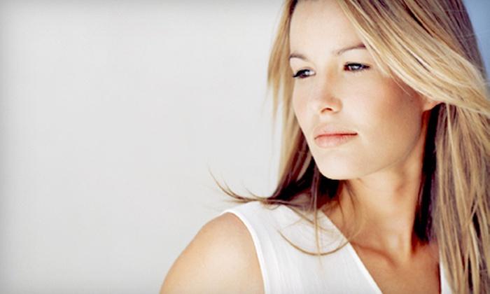 Rilassare Skin Care and Nail Studio - Newburgh: One Back Facial or One or Three Facials at Rilassare Skin Care and Nail Studio (Up to 59% Off)