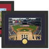 MLB and NFL Stadium and Arena Prints with Minted Bronze Coin