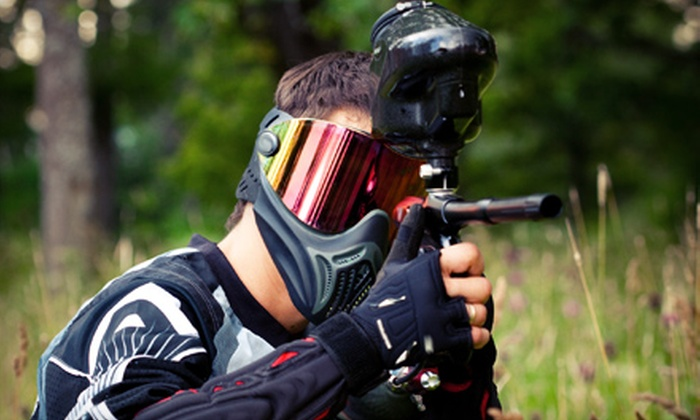 Xtreme Paintball - Lebanon: Two-Hour Paintball Package for 2, 4, or 10 at Xtreme Paintball (Up to 68% Off)