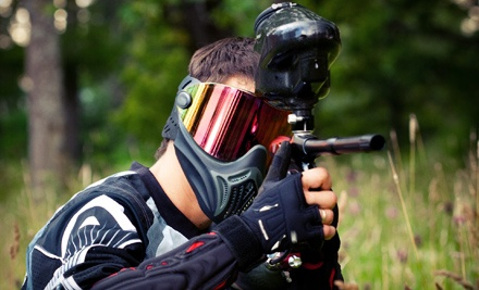 Two-Hour Paintball Package for 2, 4, or 10 at Xtreme Paintball (Up to 68% Off)
