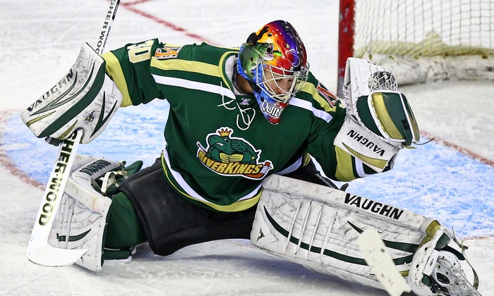 Mississippi RiverKings - Landers Center: Mississippi RiverKings Hockey Game with a T-Shirt at Landers Center (Up to 56% Off). Six Games Available.