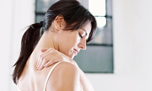 De Groot Chiropractic Orthopedics: $39 for a Chiropractic Evaluation, X-rays, and a 60-Minute Massage at De Groot Chiropractic Orthopedics ($270 value)