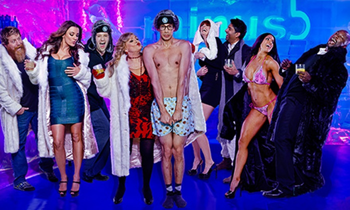 Minus 5 Ice Bar - Monte Carlo Resort and Casino: $17 for an Ice-Bar Experience for Two at Minus 5 Ice Bar ($34 Value)