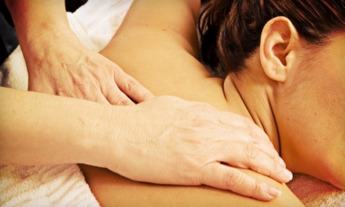 North Raleigh Spa & Salon - Bedford At Falls River: One or Three Swedish or Deep-Tissue Massages at North Raleigh Spa & Salon (Up to 56% Off)
